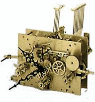Instructions For Kieninger Grandfather Clocks