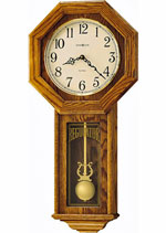 Howard Miller Ansley 620 160 Chiming Wall Clock