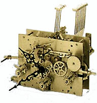 Instructions For Kieninger Grandfather Clocks