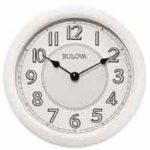 Bulova C4842 Versatile-Wall-Clock