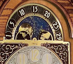 Grandfather Clock Moondial