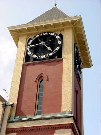 Restoring The 1911 Seth Thomas Clock From The New Bern Nc